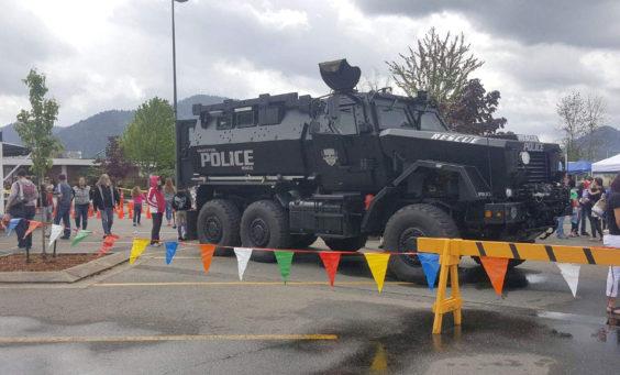 8th Annual Kids' Safety Fair