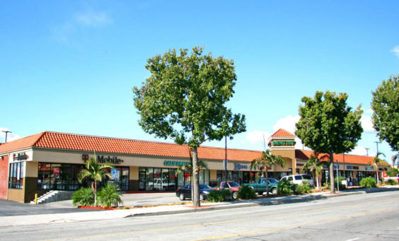 Chinese Express Restaurant at Glenoaks Plaza