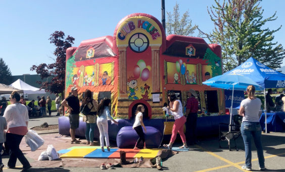 Safety Fair 2019 at Grants Pass Shopping Center